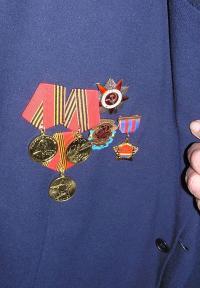 Soviet military medals