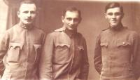 Arnold Neumann, father. WW1
