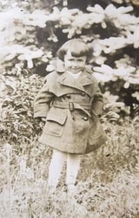 Hanka Neumann. Around 1930