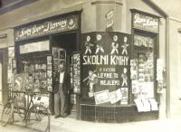 Fathers´ shop in Holice.