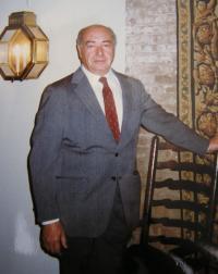 Husband Vojtech Blau