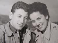 With her first love (1957)