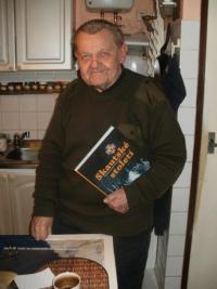 Oldrich Kafunek in 2012