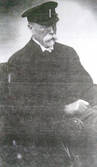 A photo of Tomáš Garrigue Masaryk