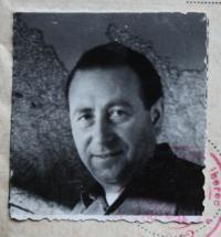 Josef Lesný, fotografie na vojenské knížce