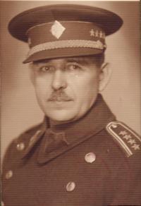 Grandfather Voborník 1932