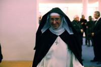 Jana Dominika Bohušová in her habit of contemplative Dominican nuns