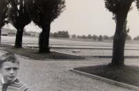 Dachau 1968, the son of Miloš Chmelíček