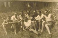 Karlsfeld, Munich, Germany, the camp in 1944, Totaleinsatz