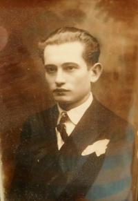 Father Václav Hajný