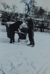 Ehemann Grůz in Upper Studénky