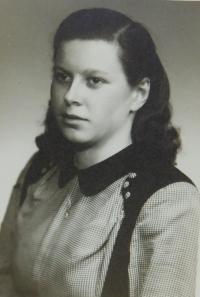 Frau Marie Grůzová