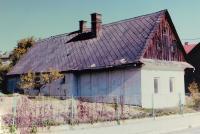 Alois Gruzs Haus in Zborov. Sie sind es heute nicht wert.
