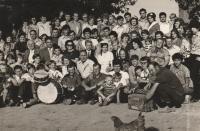 Wedding of Tonča, 1965, Beška