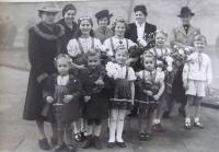 Newcastel, England, 1940 - 1945, Czechoslovak club