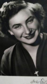 Ludmila  Mihajlović, roz. Marešová