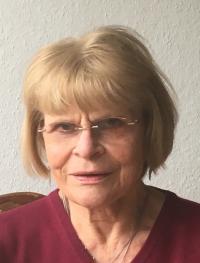 Růžena  Zahradníčková, rod. Mizerová
