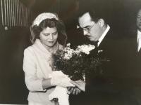 Wedding picture 1959