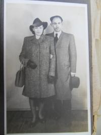 Parents in 1946