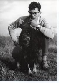 Harry Farkaš in 1964