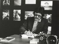 Harry Farkaš in 1975