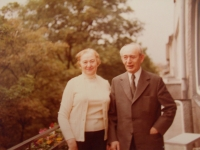 Parents in 1986
