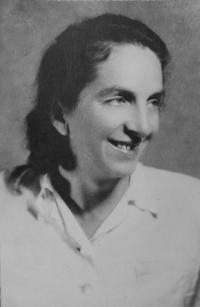 mother Anežka Strejčková