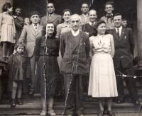 Teachers and caretakers of Greek children, Unčín 1959