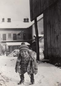 1932, Petr Vavřín, Brno