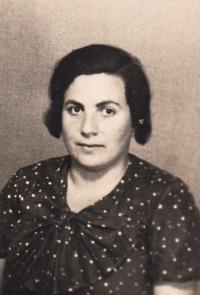 Matka Marie, 1939