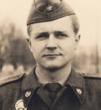 Jaroslav Mojžíš na vojně, rok 1960-62