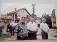 Czech minority in Kruščice