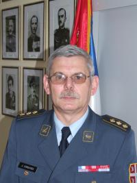 Dean of the Serbian Military Academy