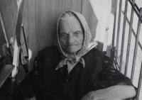 Grandmother of Milan Kroupa