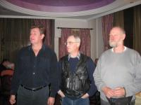 Dino, Branislav and Rastko Kolaček