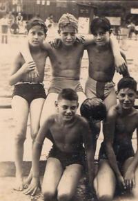 Bar Kohba Bratislava swimming club