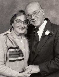 Jan and Eva Roček 1992