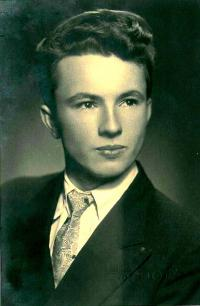 Jaroslav Bílek 1950