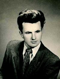 Jaroslav Bílek 1956