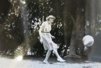 Marie Feuersteinová, Ramat Gan, 1950ies