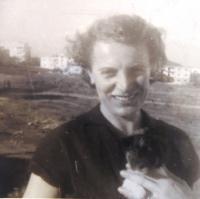 Marie Feuersteinová, Ramat Gan, 1960ies