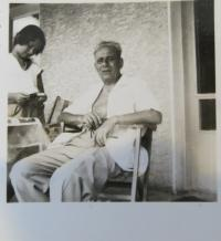Karel Feuerstein, Izrael, 1960ies