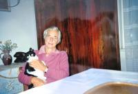 Edith Rosen, friend from Kfar Saba