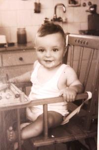Rani, first born son.