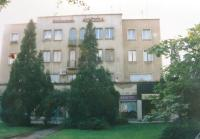 House in Ústí nad Labem where Matti´s mother opened her doctor's office in the 1930s. Photo from the 1990s