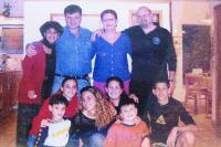 Matti Cohen´s family