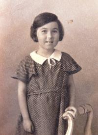 Ruth Mittelmann (Charlotta Neumann). 1932.