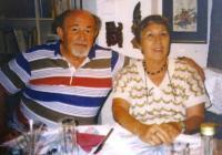 Ruth and Josef Mittelmann. Israel, 1990s