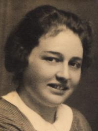 Mother Charlota (Lotte) Schwarzbart