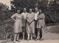 Family, 1941